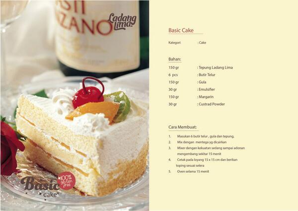 Gluten Free Flour En Twitter Ingin Membuat Kue Ulang Tahun Sendiri Di Rumah Coba Resep Basic Cake Ini Selamat Berkreasi Http T Co Gxxmxdv8e1