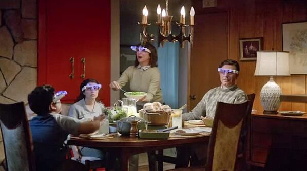 Google Glass Parody Shows Family Lost in Wearable Computing. http://t.co/ojUoU9UEyd http://t.co/lxpDyBX8hT