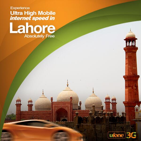 Twitter / Ufone: Ufone has launched its 3G ...