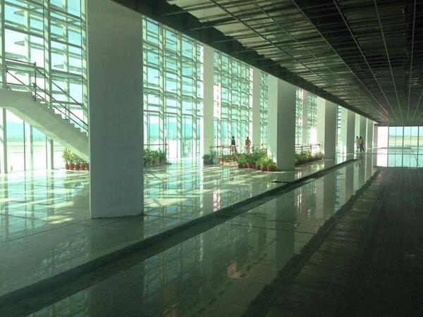 Islamabad's new Gandhara International Airport. http://t.co/Vn9S5w2FEq