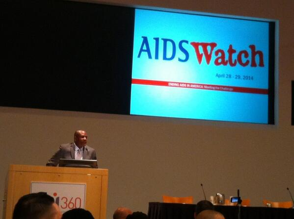 Douglas Brooks, Dir, Office of Natl #AIDS Policy; 1st out #PLWHA in  position! #AIDSWatch @PeabodyCtr @AIDS_United http://t.co/MOT5A9zpD5