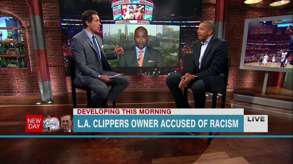 Twitter / ChrisCuomo: Where are the @NBA owners in ...