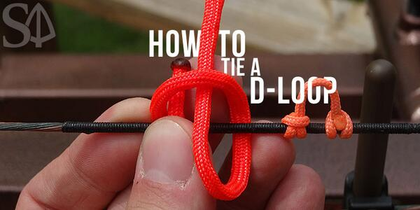 Bow Setup & Tuning – How to Tie a D-Loop http://t.co/5JgSzmgKB5 #archery #bowhunting http://t.co/oktXXoHFIt