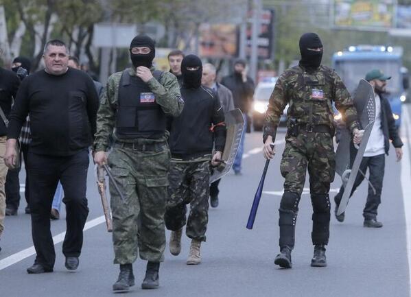 Донецкое побоище