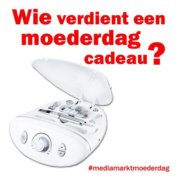 Zondag 11 mei is het Moederdag. Verdient jouw moeder een #MediaMarkt Moederdag cadeau? Volg ons en RT dit bericht! http://t.co/38nYizuGXK