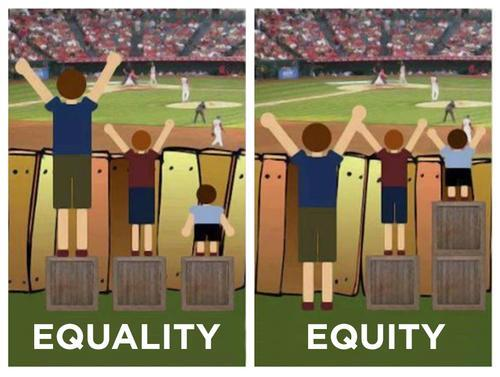 The difference between equality and equity #digitallyconnected http://t.co/BBG2ABjI3s