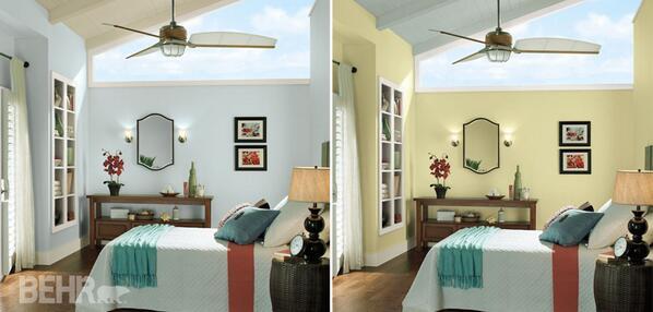 Behr Paint On Twitter Feeling Restful In This Breezy Bedroom