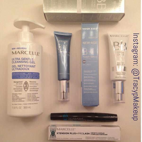 #WIN this @MarcelleTweets #CleansingGel #BBCream #PowerSerum #XtensionPlusMascara To enter follow @TracypMakeup & RT! http://t.co/hsx3eGvBan
