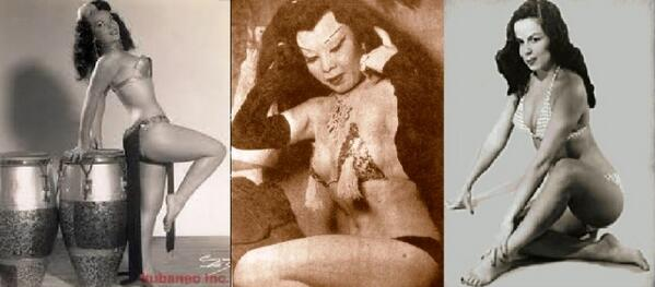 Carmen Libertad Vera בטוויטר Carlos Miró Fotos De Tongolele Su Muy Key Kalantán Casi Desnudas Abril 29 Radioudeg Lasbatallaseneldesierto Http T Co V0g8wozfeg