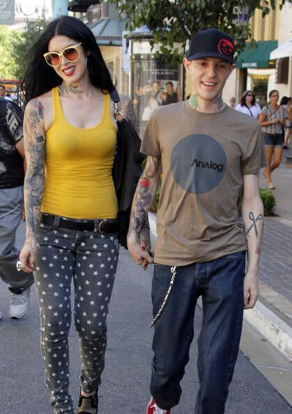 Deadmau5 Marries Longtime Love Kelly Grill Fedoni