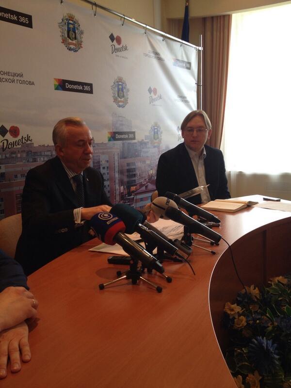В Донецке освободили пятырех заложников, - Луценко - Цензор.НЕТ 3549