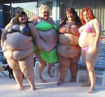 Ir Bikini Deben Por En Afrontar Gordas Playa Carcel Las Que A Creeis La 9beE2HIDYW