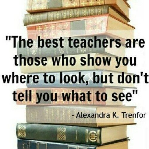 Inspiring thoughts to inspire us all in the classroom! #aussieED #edchat http://t.co/yfGlhxW5h3