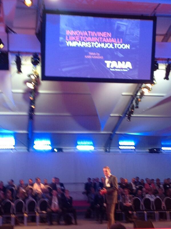 """Kari Komulainen on Twitter: """"Tana on konepajojen Hennes & Mauritz ..."""