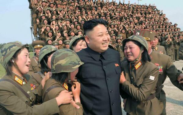 Ратное дело: Северная Корея: достигнут исторический успех в завершении ядерного вооружения государства
