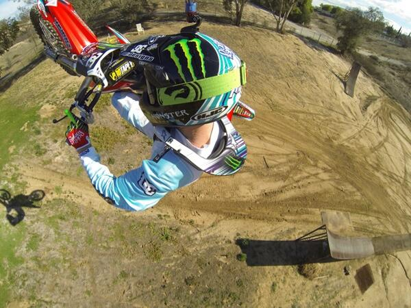 It Wednesday yet? No? Ok den, you get a whip shot anyway. #gopro