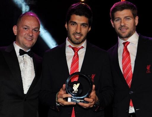 RT @OfficialLFC_ID: Gol Luis Suarez ke gawang Norwich, Desember lalu, dipilih sebagai gol terbaik tahun ini #LFCAwards http://t.co/5yb4D7pD?