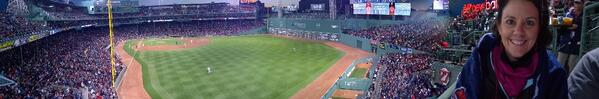 Fenway Park Panorama featuring @marketingprofs #teamlumia http://t.co/l9J7b5ap4r