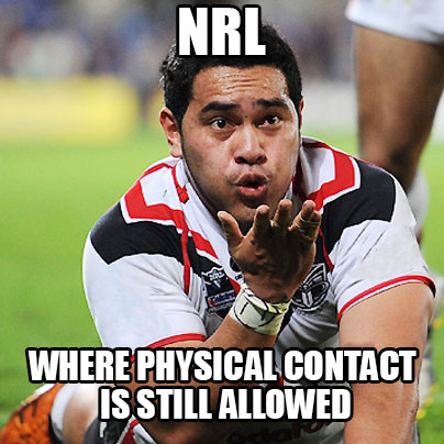 NRL Memes - Page 81 - The Front Row Forum :: Rugby League