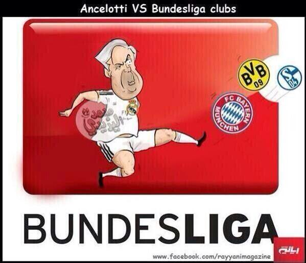 bayern munich vs real madrid 4 0