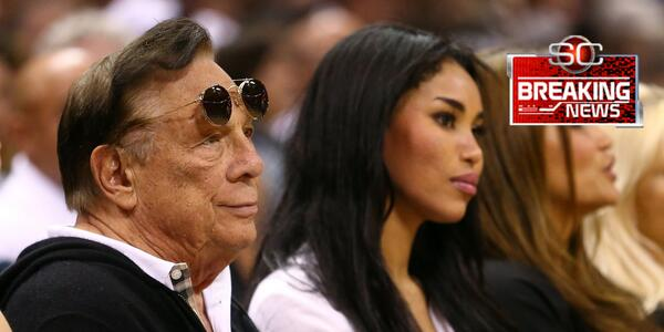 BREAKING: NBA commissioner Adam Silver bans Clippers owner Donald Sterling for life. http://t.co/wNJtq2Q4Xf