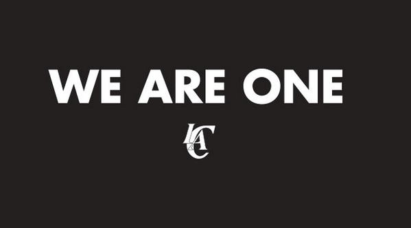 "Clippers were quick to remove Sterling from team site. Now redirects to ""We Are One"" message. #SilverDroppedTheHammer http://t.co/40zfdsiX2q"