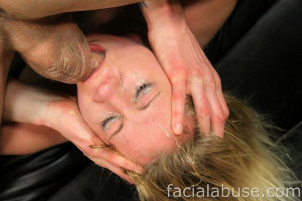 Throat and ass abused 12