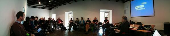 Meanwhile in the green room #PoplusCon http://t.co/X10JrAORcq