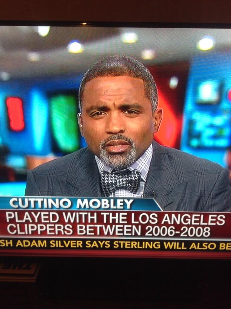 cuttino mobley is 38 years old and looks like this now