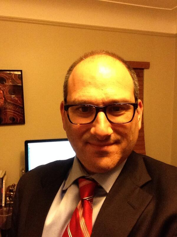 Suit on. Foley in. Let's do this thing! #NephJC http://t.co/Z2i4H7rZbj