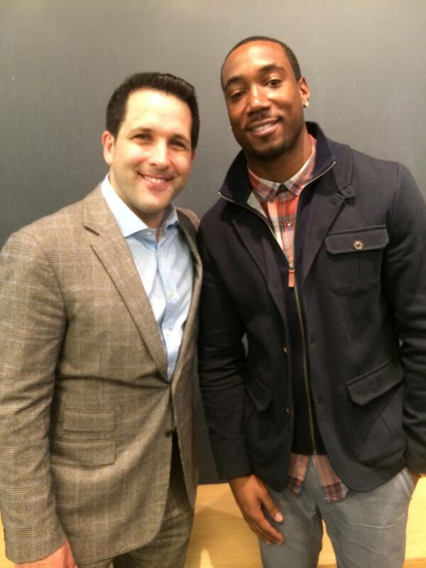 Had a blast tonight being around great people @AdamSchefter and other @U_OF_M friends thanks for having me #GoBlue http://t.co/JNl98tvpJ6