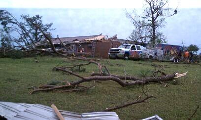 @TWCBreaking This was sent to me from this morning's #tornado storm in Salem, AL http://t.co/mYnTzyrJGP
