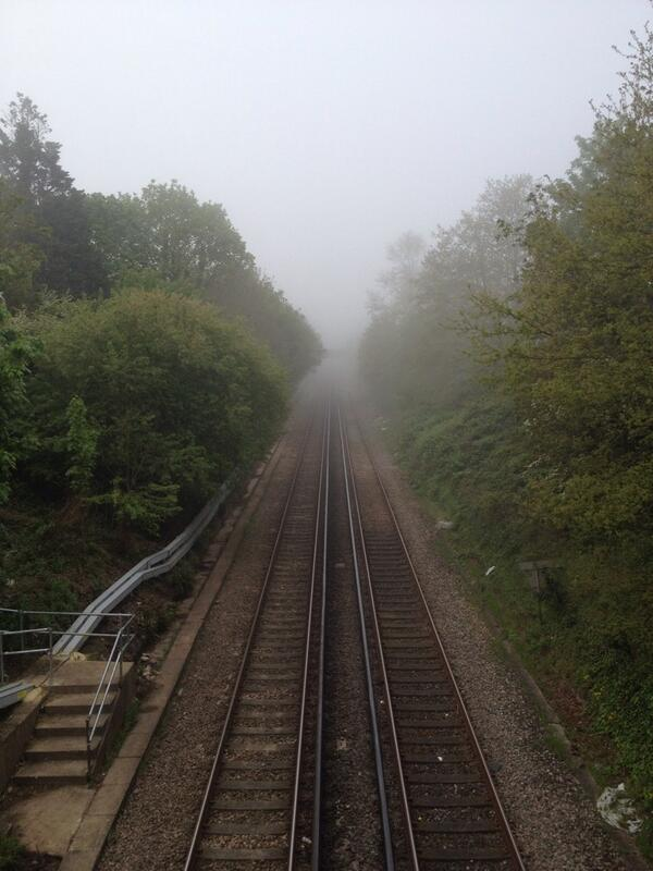 Back to the misty OER reality of going back to work in London after an inspiring time with #ocwcglobal & #oer14 http://t.co/xyxiIvX45r