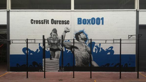 Mon Devane On Twitter Crossfit Graffiti Wall Tco BmOQngF8U4