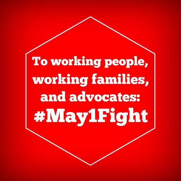 #May1Fight is our hashtag today. Also, our call to action. http://t.co/A3x8uUGED6