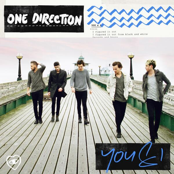 Check out the cover for #YouAndI. Fancy giving it a make-over? We want to see your versions on @instagram ... http://t.co/MRWdZwwLCT