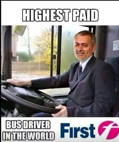 "FootyNoobs on Twitter: ""The highest paid bus driver in the ..."