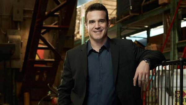 The second half of my conversation with @EddieMcClintock is up today - lots of great stuff! http://t.co/hAaVjn11IC http://t.co/ubIE2TkHPV