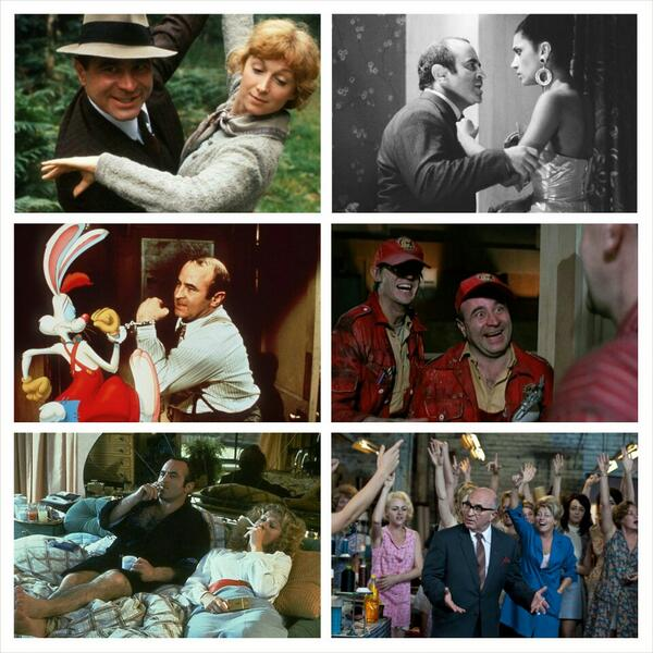 Thank you Bob Hoskins for Pennies From Heaven, Mona Lisa, The Long Good Friday, Made In Dagenham & many more movies http://t.co/kBqBTZJeeU