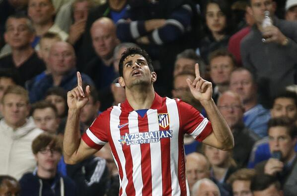 Atletico Madrid striker Diego Costa after win at Chelsea: I know there are many offers