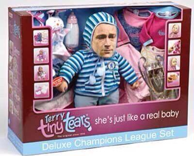 New!! Limited edition. #ChampionsLeague #johnterry http://t.co/P6OxY0eYV6