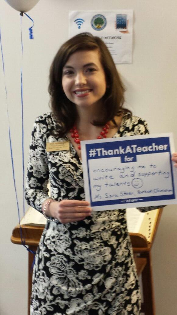 #thankateacher #ntoy14 http://t.co/pHFhvVY5Ec