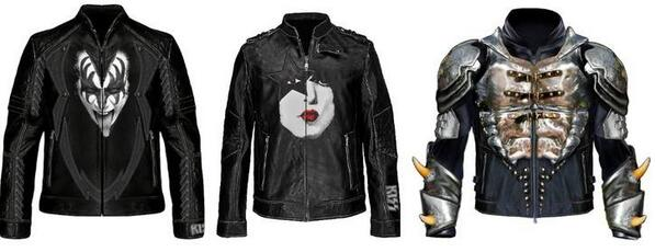 """""""KISS-FANS! GET-A""""KISS""""HOT #LEATHER JACKET! """"THE DEMON""""THE-STARCHILD! OR""""GOD-OF-THUNDER! @udreplicas @genesimmons http://t.co/DJxfnNcO5G"""