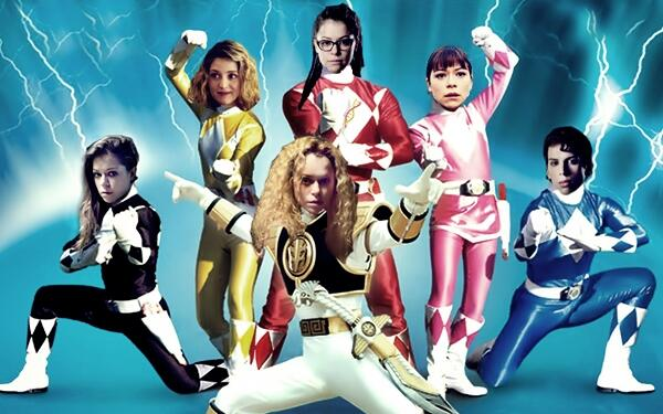 "@tatianamaslany @EvelyneBrochu @JordanGavaris - @OrphanBlack ""Power Rangers #CloneClub"" - (@ValkenzFae) http://t.co/ej8g4Vnvac"