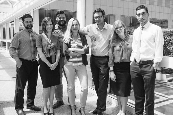Here's @knightfdn's Journalism team. We're missing someone-- is it you?? http://t.co/AxaOjLwnmH http://t.co/G6aocEFt7Y