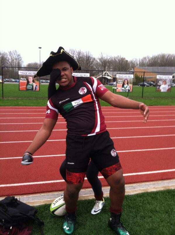 Black Pirate Rugby On Twitter Of Tonight S Match Goes To Adonovan Morman Http T Co Izbqql4jcs