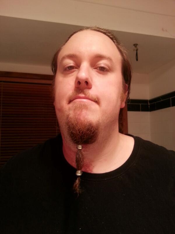 take tim on quot jess put in my beard bea