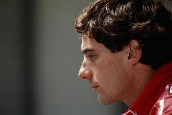 Being second is to be the first of the ones who lose. (Ayrton Senna) Twenty yrs since we lost a genius.! http://t.co/r2DxEGYqZz