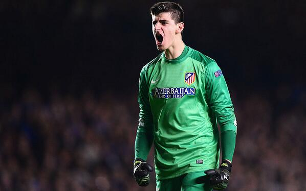 Thibaut Courtois will be Chelsea number 1 next season [Sunday Times & Sunday Telegraph]
