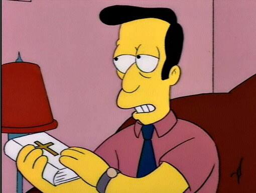 Ned Have You Ever Really Sat Down And Read This Thing Technically - Have to go to the bathroom